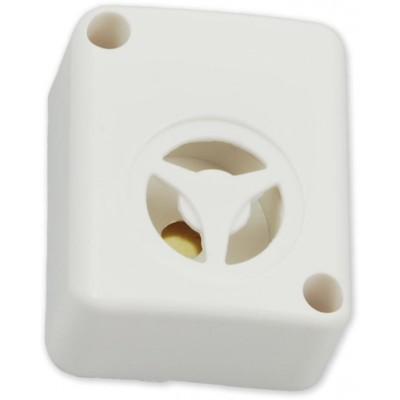 MINI 83 white piezosiréna 105dB