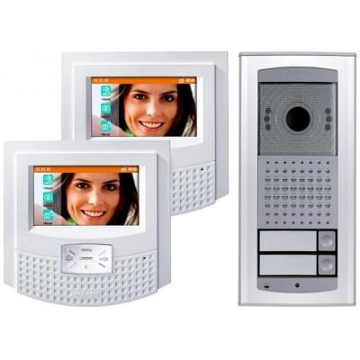 ML2002AGLE/2 sada videotel. MyLogic+Agora 2 účastnící
