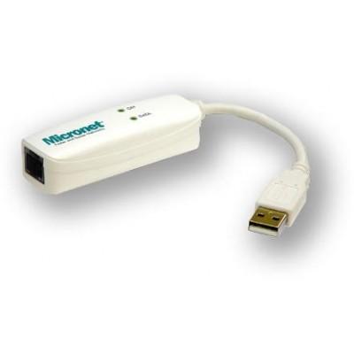 MODEM USB 3008 externí modem pro PC