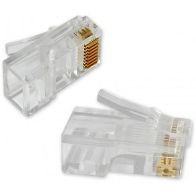 MP-010 C5E konektor, 8P8C, C5E
