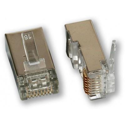 MP-030 C5E/S konektor, 8P8C, C5E stíněný