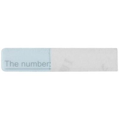 Náhradní jmenovka pro DS-KV8102-IM jmenný štítek pro DS-KV8102-IM, 1.gen.