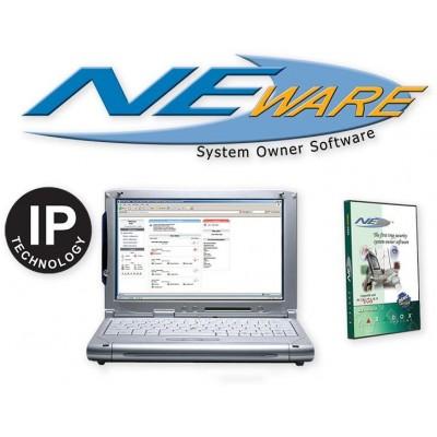 NEWARE ACCESS software pro uživ. správu ústředen EVO