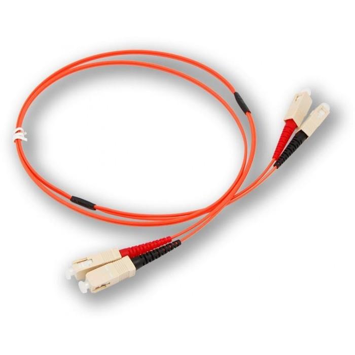 OPC-020 SC MM 50/125 1M patch kabel, SC-SC, duplex, MM, 50/125, 1 m