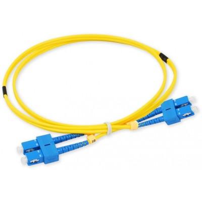 OPC-520 SC SM 9/125 1M patch kabel, SC-SC, duplex, SM, 9/125, 1 m