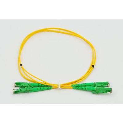 OPC-690 E2000 SM 9/125 1M patch kabel, E2000-E2000, duplex, SM, 9/125, 1 metr