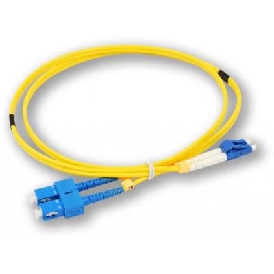 OPC-700 SC-LC SM 9/125 1M patch kabel, SC-LC, duplex, SM, 9/125, 1 m