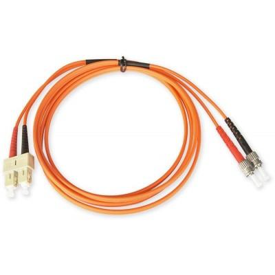 OPC-710 SC-ST MM 50/125 1M patch kabel, SC-ST, duplex, MM, 9/125, 1 m