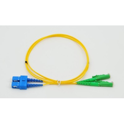 OPC-800 E2000-SC SM 9/125 1M patch kabel, E2000-SC, duplex, SM, 9/125, 1 metr