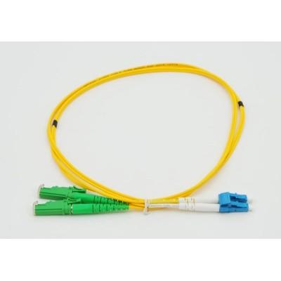 OPC-810 E2000-LC SM 9/125 1M patch kabel, E2000-LC, duplex, SM, 9/125, 1 metr