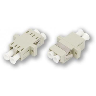 OS-080 LC MM duplex spojka, LC-LC, duplex, MM
