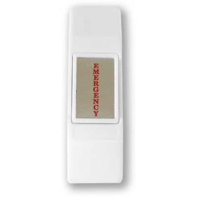 PANIK EMERGENCY jednoduché plastové tísňové tlačítko