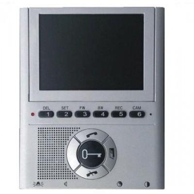 4FP 211 45.200 domácí HandsFree VT s pamětí, stříbrný