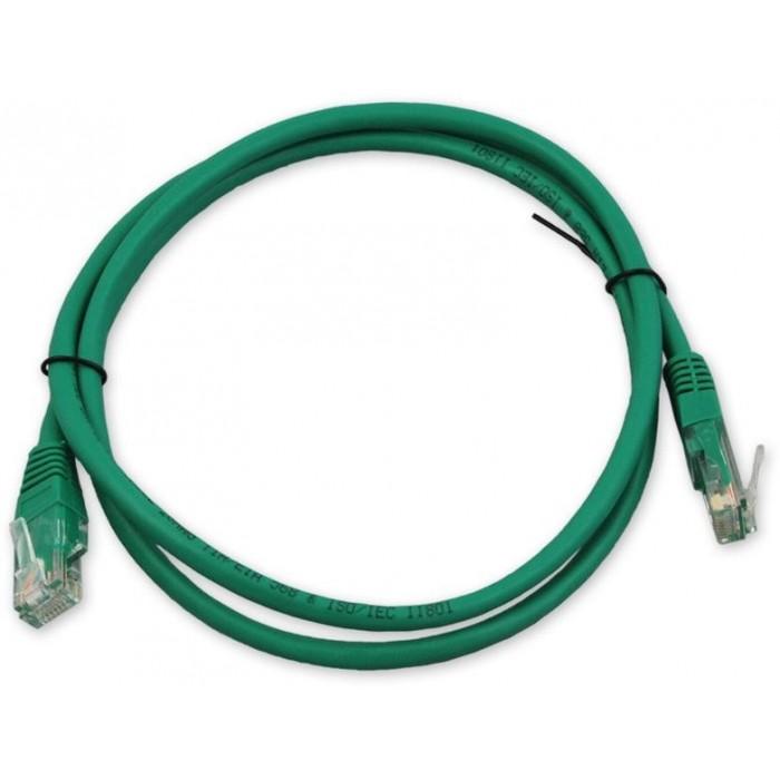 PC-601 C6 UTP/1M - zelená propojovací (patch) kabel