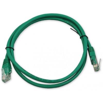 PC-602 C6 UTP/2M - zelená propojovací (patch) kabel