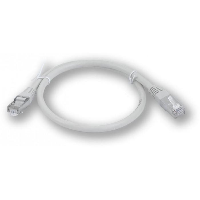 PC-801 C6 FTP/1M - šedá propojovací (patch) kabel