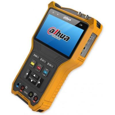 """PFM905-E ruční tester, CVI/TVI/AHD/analog, LCD 4"""", multimetr, 5 Mpix"""