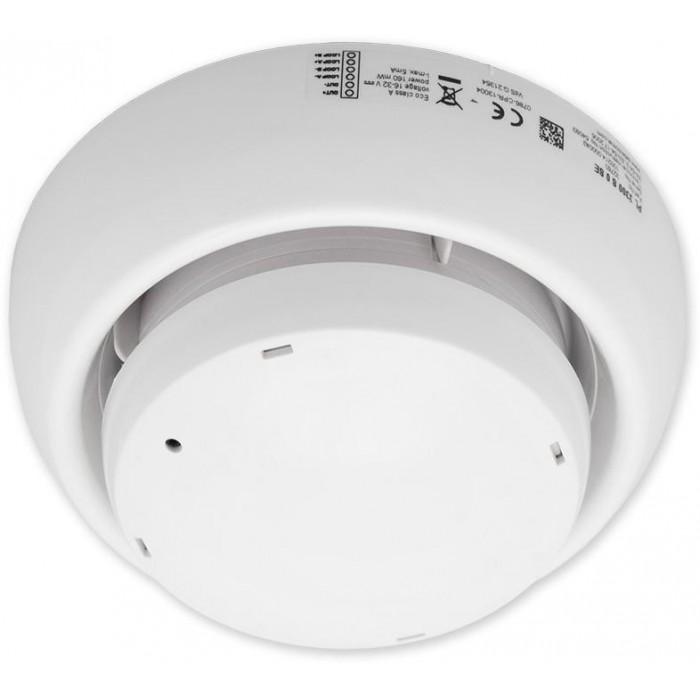 PL 3300 SE - bílá plochá siréna s izolátorem