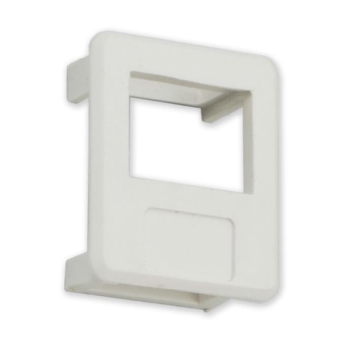PP-004 PW - bílá barevný rozlišovací rámeček