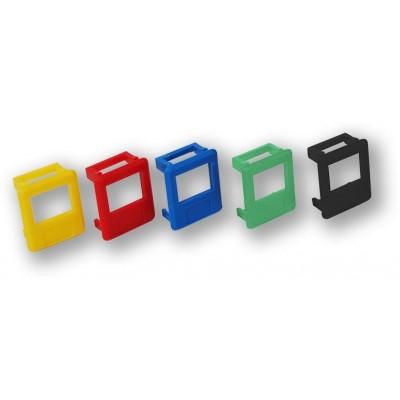 PP-004 PW - zelená barevný rozlišovací rámeček