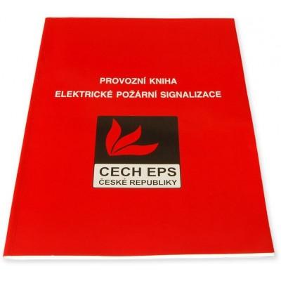 Provozní kniha EPS výtisk A4 dle požadavků Vyhl. 246/2001