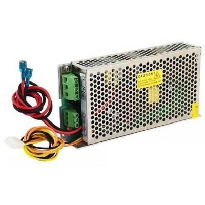PSB501235 zálohovaný spínaný zdroj 13,8V-3,5A, 50W, ochrany, LED