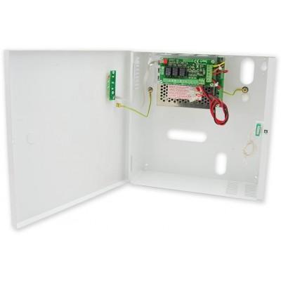 PS-BOX-13V2A7Ah+OUT zálohovaný zdroj v boxu s detekcí poruch