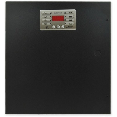 PS-BOX-13V5A40Ah+LCD zálohovaný zdroj v boxu s detekcí poruch