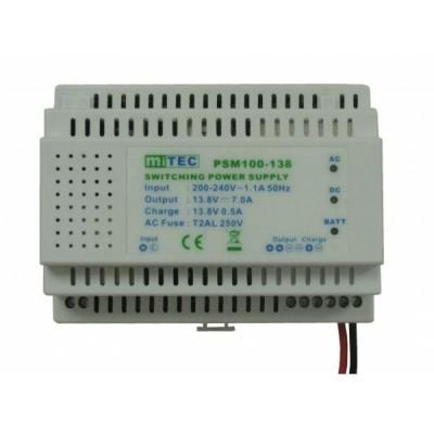 PS-DIN-13V7A18Ah pomocný zdroj