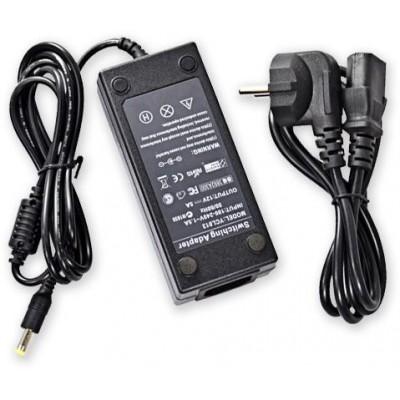 PS-DT/12V/5A + Splitter 1/8 + Nap. kabel 230VAC/10A síťový zdroj pro CCTV i jiné využití + šňůra