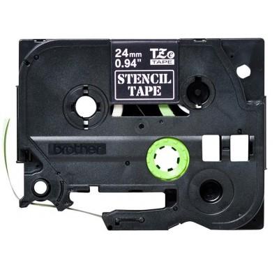 PT-TAPE02-BW laminovaná páska pro PT-2430PC a PT-P700