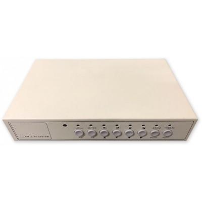 QUAD8 8-vstupý kvadrátor signálu PAL