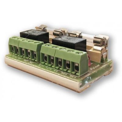 RELE modul PU 2 přídavný RELÉ modul 2 vstupy/výstupy