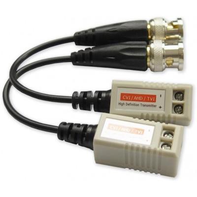 RX-100C pasivní převodník signálu AHD/ TVI/ CVI po krouceném páru, se svorkovnicí