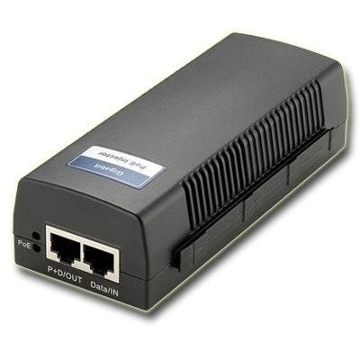 RX-PSE802G 1 port Gb PoE+ injektor, af_at, 30W, LED