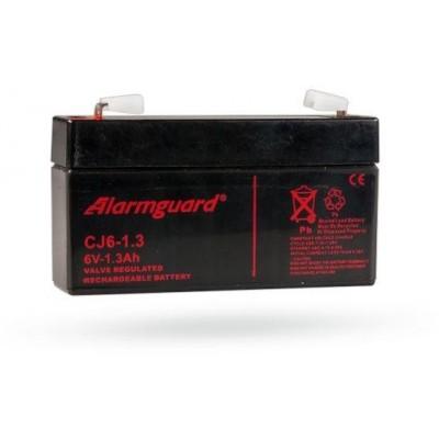SA206-1.3 Pb akumulátor 6V, 1,3Ah