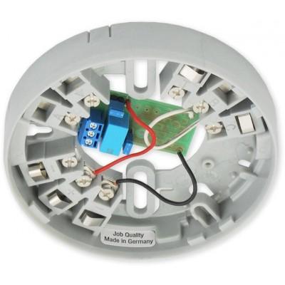 SDB 3000 EZS - stříbrná svorkovnice s relé pro EZS