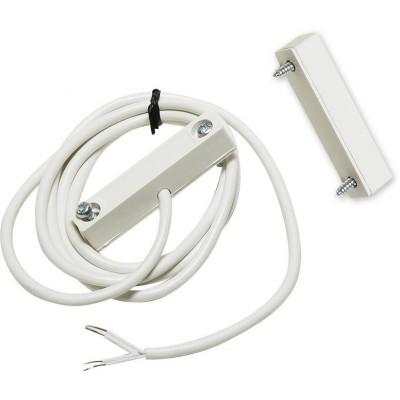 SM-50T.6 - bílá povrchový - 4vodič, kabel 6 metrů