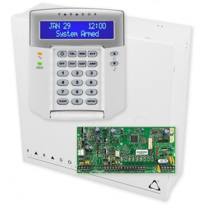 SP5500 + BOX M-20 + K32LCD+