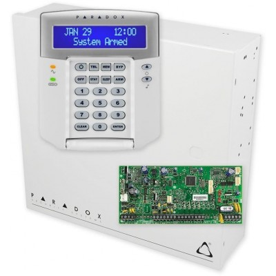 SP5500 + BOX S-20 + K32LCD+