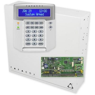 DS-7316HGHI-SH, hybridní DVR pro 16 kamer HD TVI/IP/CVBS, až 2 Mpx, 4x SATA, alarm I/O, Hikvision