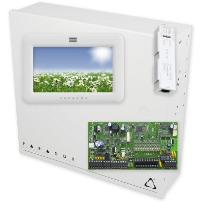 SP7000 + BOX S-40 + IP150-SWAN + TM50