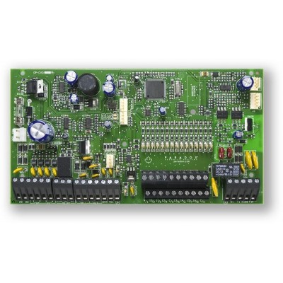 SP7000 panel 2x16,32 zón, na desce 4xPGM+RELÉ