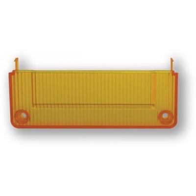 SRLENS výměnný kryt blikače pro SR150 - oranžov