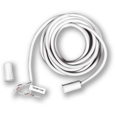 TAP-25T.6 závrtný, menší - 4vodič, bílý, kabel 6 metrů