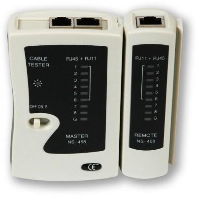 TS-468 TESTER kabelových rozvodů LED