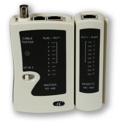 TS-468/BNC TESTER kabelových rozvodů LED