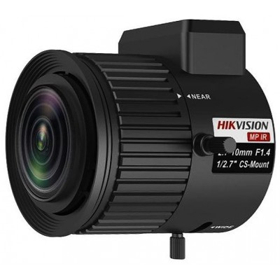 TV2710D-MPIR objektiv 2,7-10mm, pro kamery do 3MPx