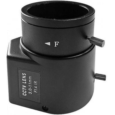V13VD311IR CS objektiv, 3-11mm, aut.clona, IR korekce, megapixel