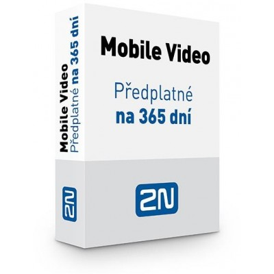 9137942 předplatné Mobile Video na 365 dnů